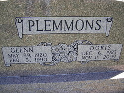 Doris Plemmons