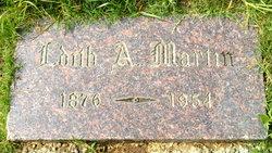 Edith A. <I>Barr</I> Martin