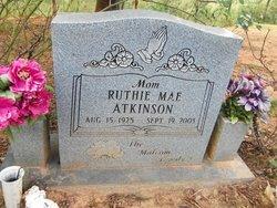 Ruthie Mae Atkinson