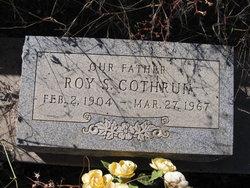 Roy S Cothrum