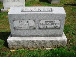 Margaret C. <I>Gray</I> Barker