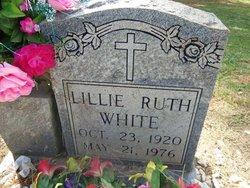 Lillie Ruth White