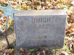 Dwight K Landon