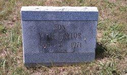 Vernon Lee Taylor