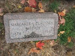 Margaret V <I>Seivers</I> Claussen