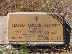 Lloyd Oscar Knight