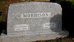 Maria Belle <I>Duckwall</I> Morrison