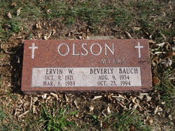 Ervin W. Olson