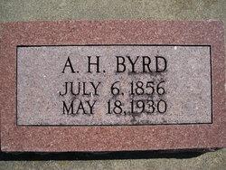A H Byrd