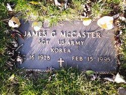 James G. McCaster