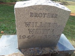 Willie B White