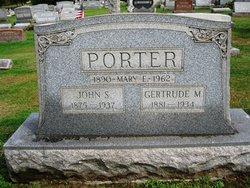 Gertrude M. <I>Kerr</I> Porter