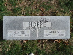 Minnie Hoppe