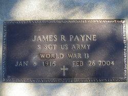 James R Payne