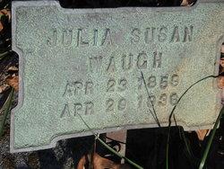 Julia Susan <I>Jackson</I> Waugh Skipper