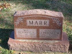 Beatrice P Marr