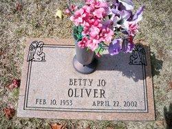 Betty Jo Oliver