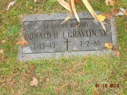 Donald H J Gravlin, Sr