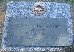Jasper Earl Shires