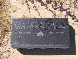 Lola Hadden Warren