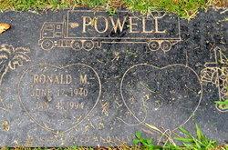 Ronald M. Powell