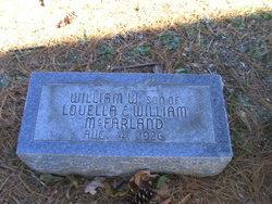 William Windsor McFarland