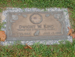 "Dwight W. ""Bubba"" King"