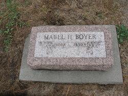 Mabel H Boyer