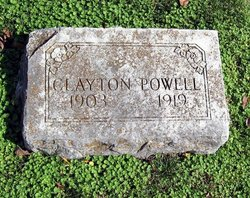 Clayton Powell