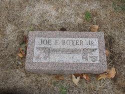 Joe F Boyer, Jr