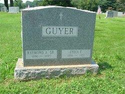 Lydia J. <I>Elliott</I> Guyer