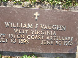 William Franklin Vaughn