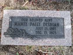 Mamie <I>Daily</I> Dishian