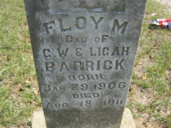 Floy M Barrick