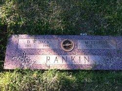 """D W """"Jack"""" Rankin"""