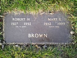 Mary E. Brown