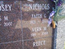 Nichols Vern M.