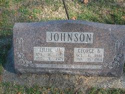 Lillie J Johnson
