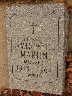 James White Martin