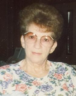 Thelma Henrietta <I>Brooks</I> Wilder