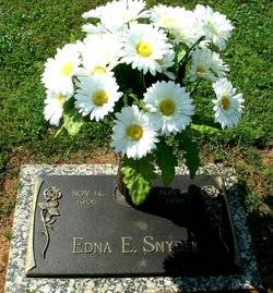 Edna E Snyder
