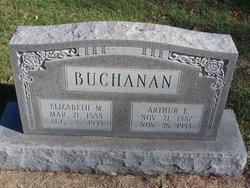 Arthur E Buchanan