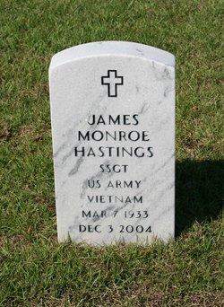 James Monroe Hastings