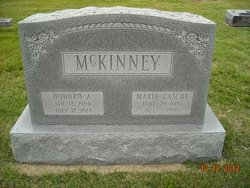 Howard A McKinney