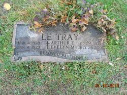 Evelyn M <I>Collins</I> LeTray