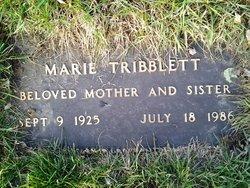 Marie Tribblett