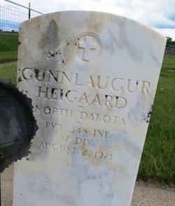 Gunnlaugur Heigaard