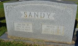 Nora H Sandy