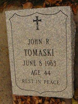 John Robert Tomaski