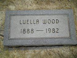 Luella <I>Wattenbarger</I> Wood
